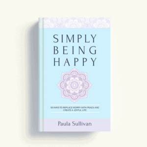 simply being happy